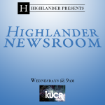 Highlander Newsroom – 02/08/2012