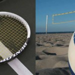 Editorial: Benefits of sand volleybal outweigh costs of losing men's tennis
