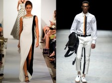 Fashion Instinct: Trend Alert: Black and White