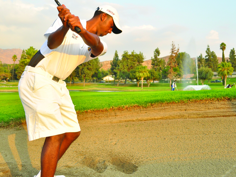 Riverside men's golf completes 18 holes as Western ...