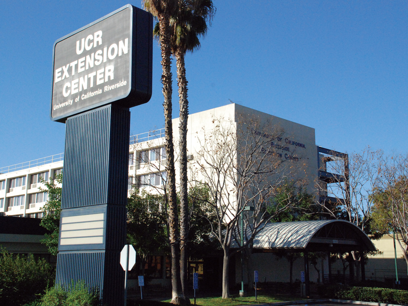 Grant Establishes New Tohoku Center At Ucr Extension