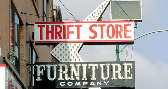 Fashion Instinct: Thrift Shopping Tips