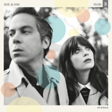 "She & Him ""Volume 3"" Review"