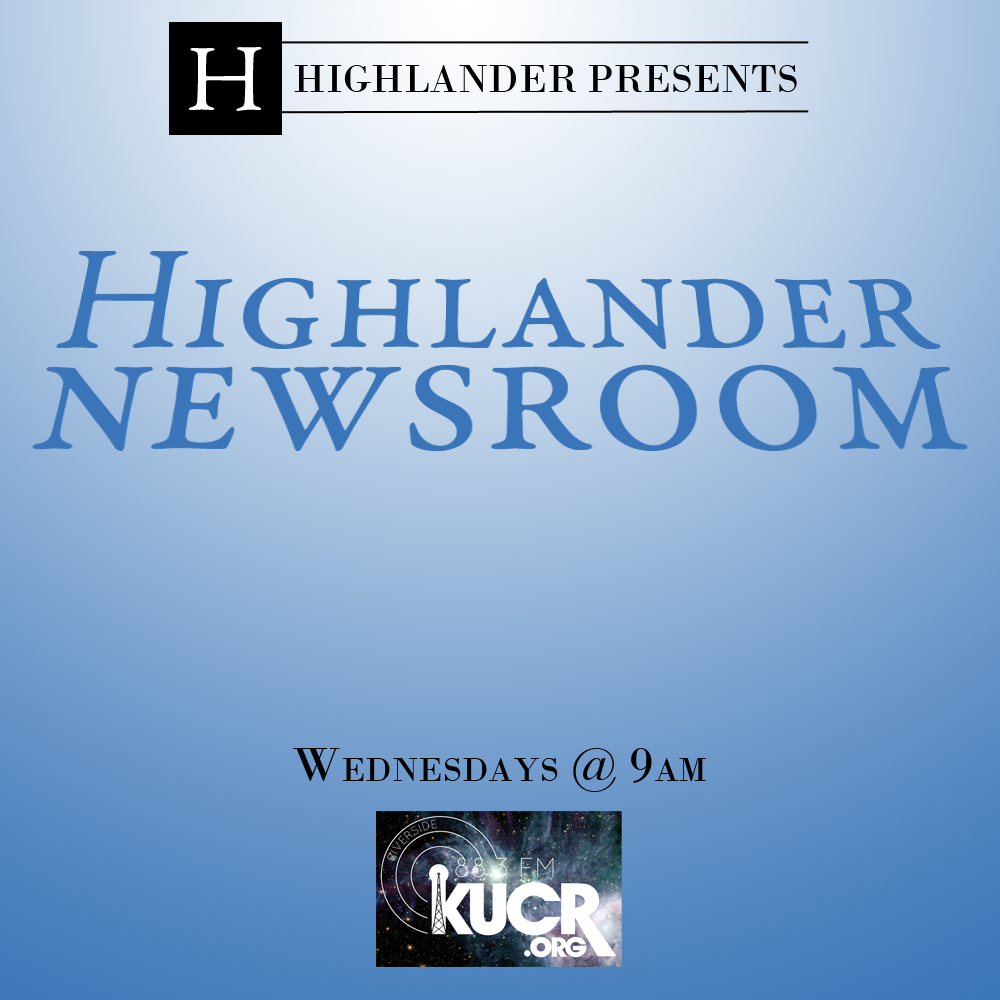 Highlander Newsroom 12/04/13