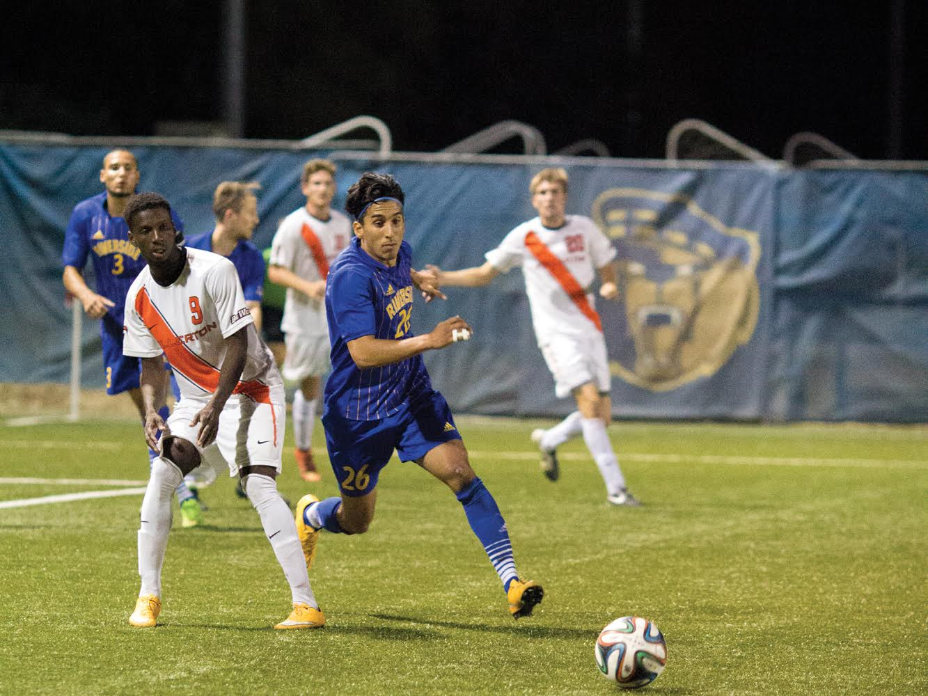 Men's soccer stuns No. 2 UC Irvine - Highlander