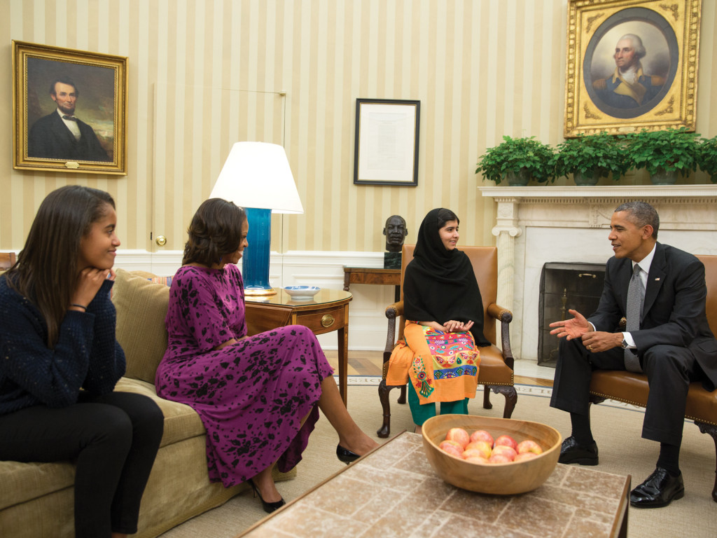 Malala Yousafzai's Nobel Peace Prize win highlights importance of women's education
