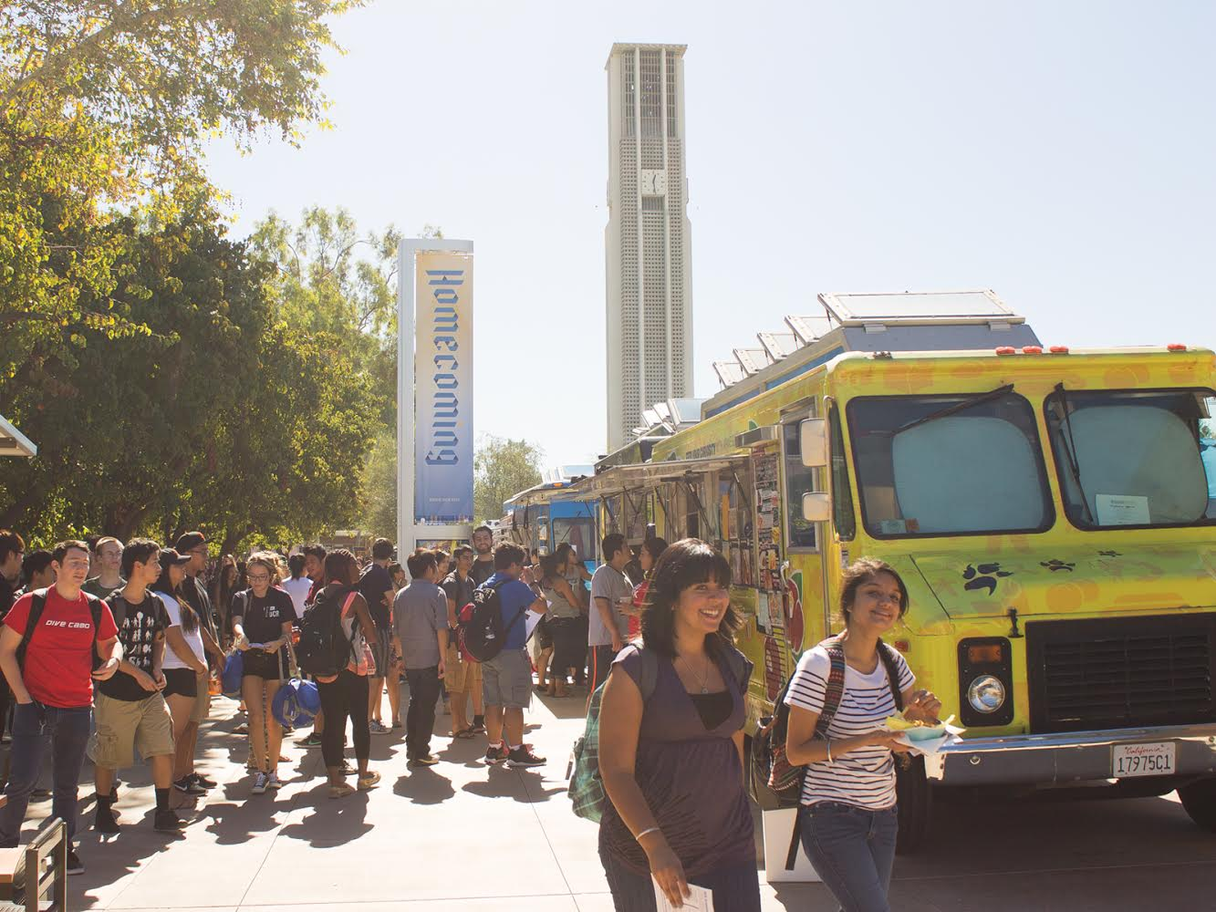 Food Trucks Rolling in a Fourth Time at Annual Festival