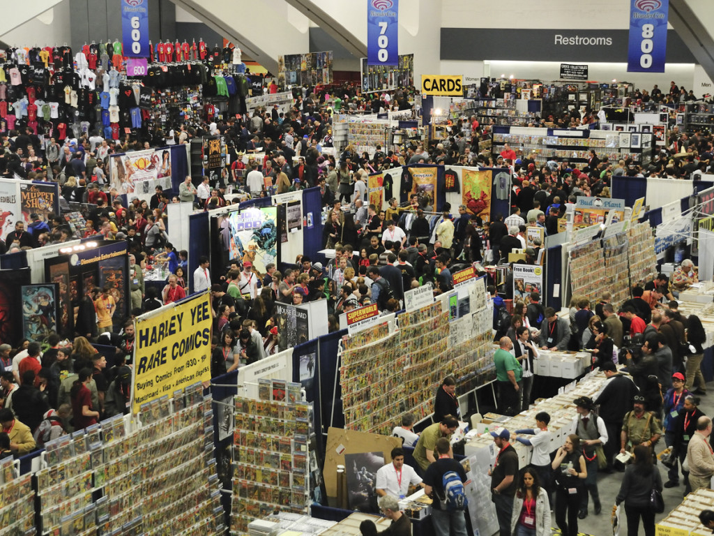 Will WonderCon lose its wonder by relocating?
