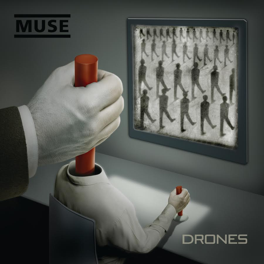 """Drones"" is Muse's successful experiment"