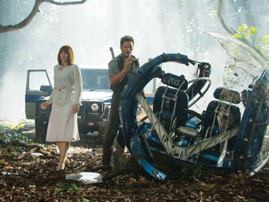 """Jurassic World:"" It's a Capitalistic World After All"