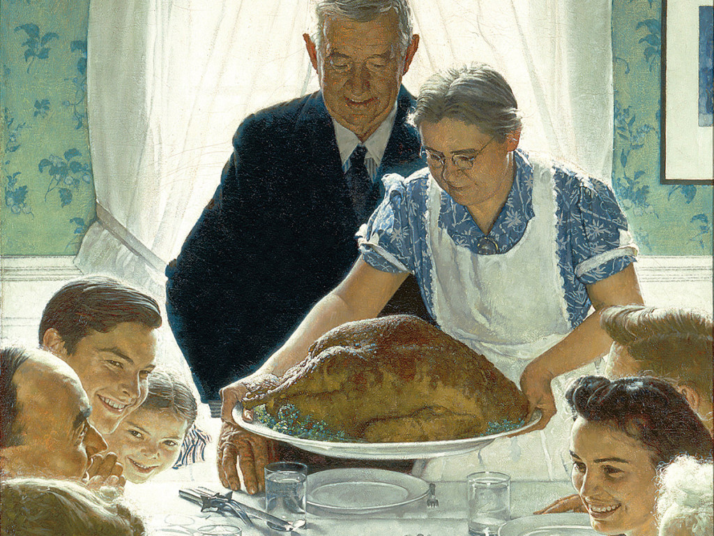 Courtesy of Normal Rockwell