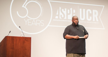 Killer Mike takes the platform and leaves his impact