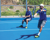 "It's all about ""we not me"" for UCR men's tennis"