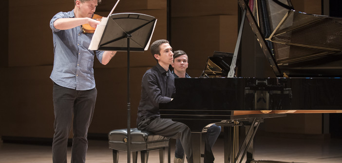 UCR is composing offers a foray into contemporary classical music