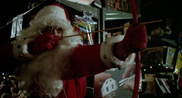 SILENT NIGHT, DEADLY NIGHT - Bow and Arrow