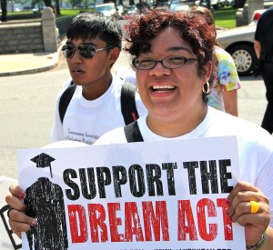 14. ops. Pro Dream Act. MyOneHorizon