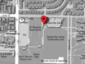 Courtesy of campusmap.ucr.edu