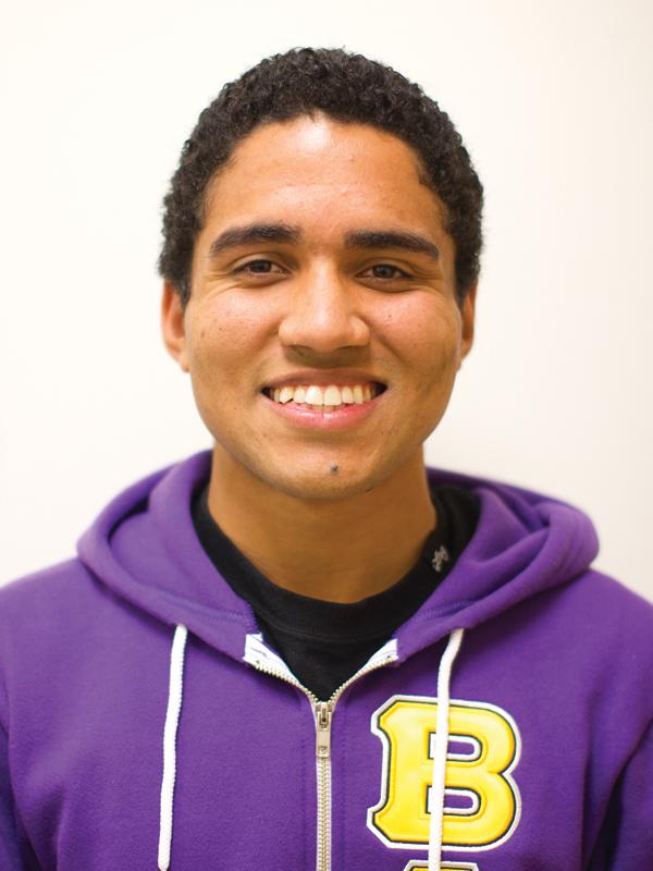 Asst. Sports Editor Darren Bueno