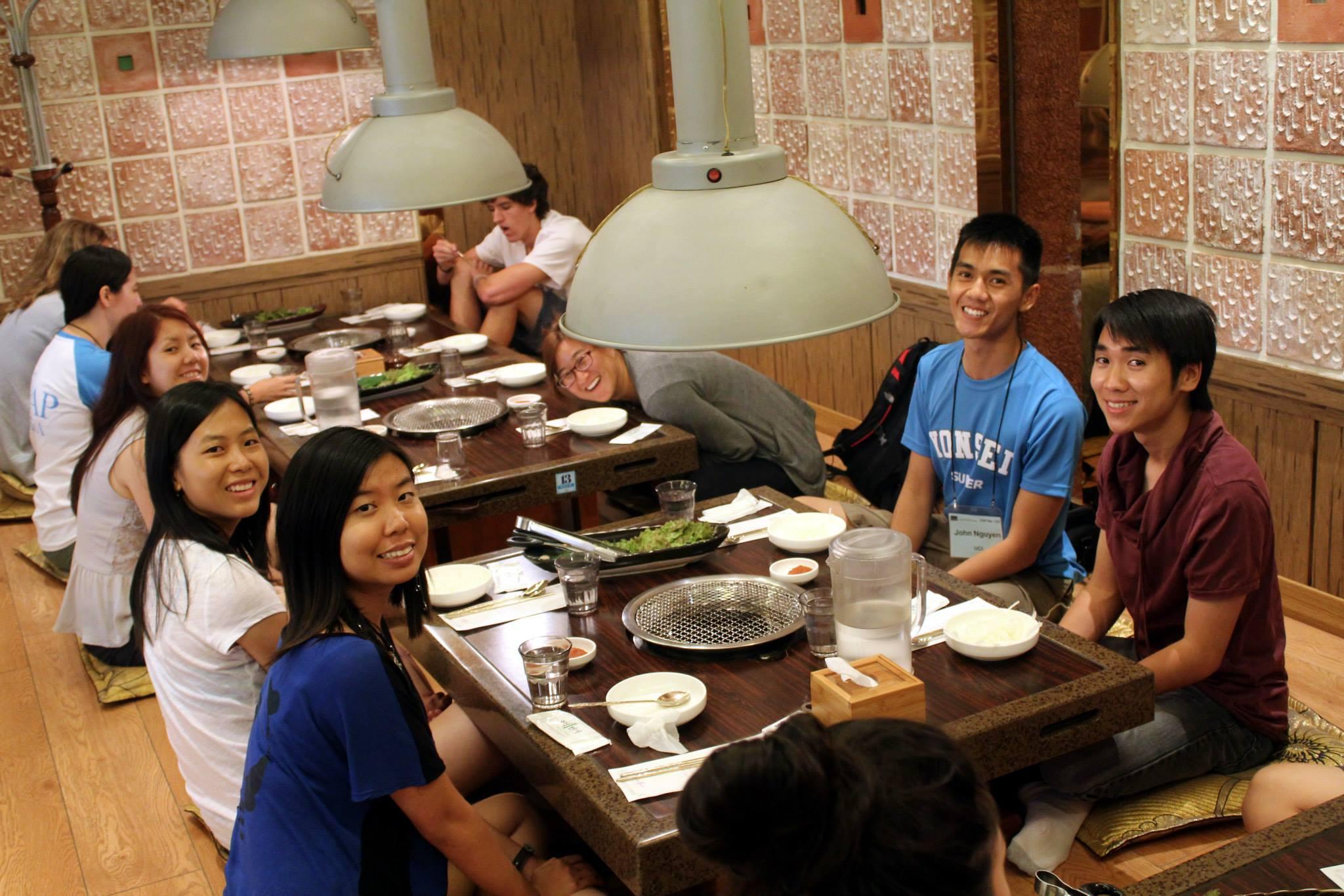 Korean Resturant 2