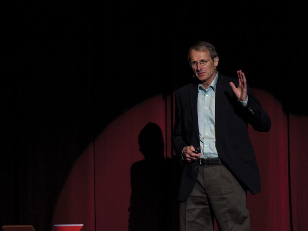 TedXRiverside - Vincent Ta/HIGHLANDER