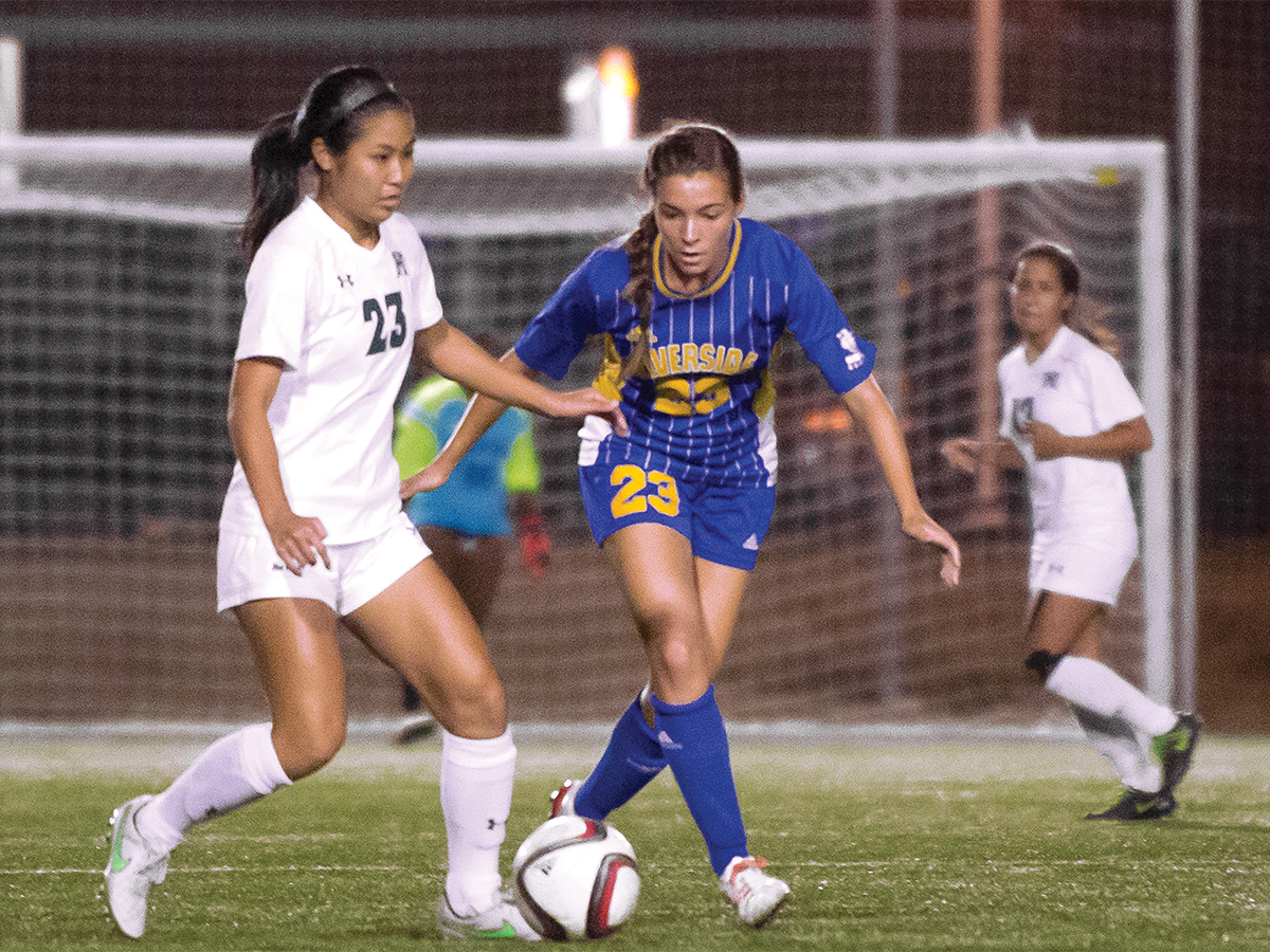 UCR women's soccer: Third time's a charm - Highlander