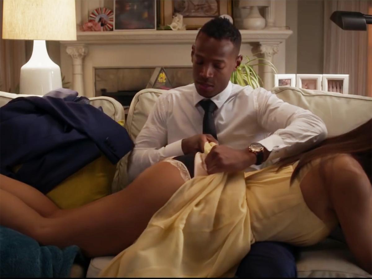 Rough Black Lesbian Sex