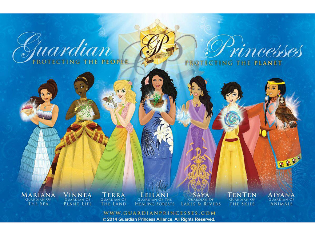 Guardian Princesses - Courtesy of Guardian Princesses