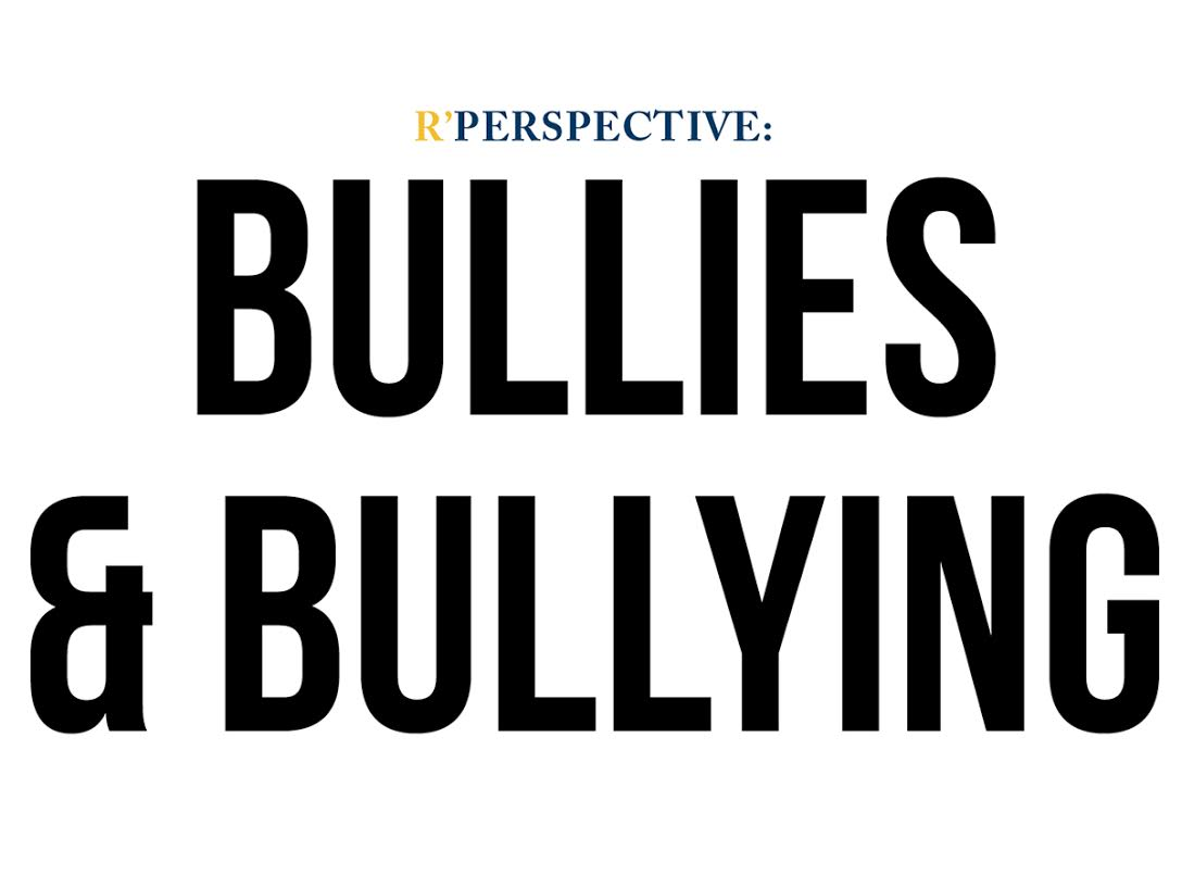 bullies and bullying
