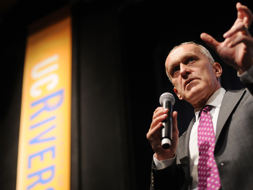Chancellor Wilcox Town Hall