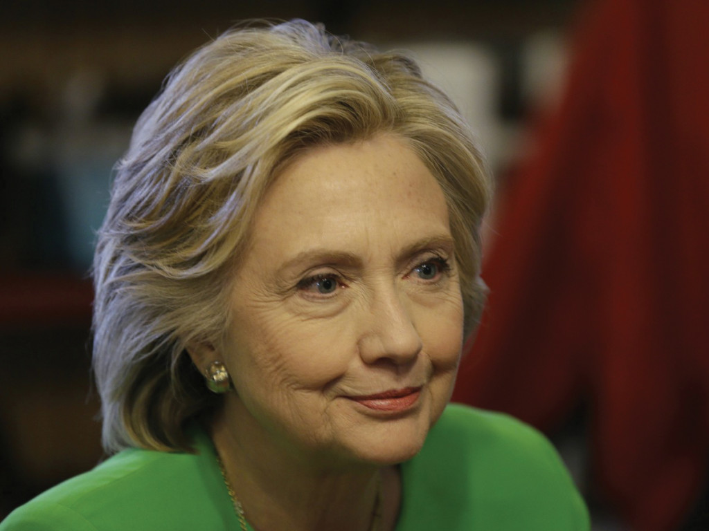 Hillary Clinton   Courtesy of Brookings Institution