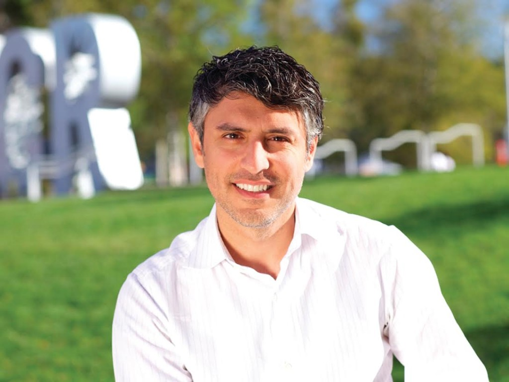 UCR Professor Reza Aslan | Courtesy of UCR Today
