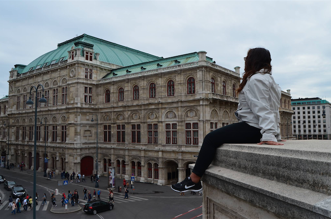 Views from Vienna
