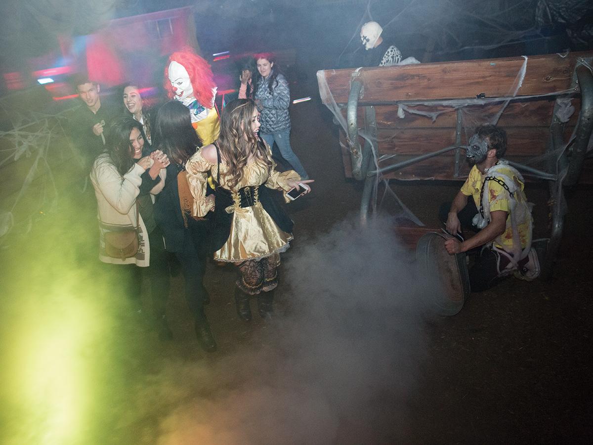 Ucr Halloween Maze 2020 Halloween Scare Test: Maze #2: SRC Haunted Maze and Halloween