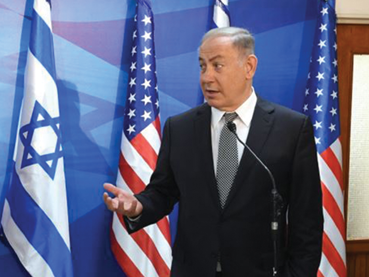 Israel reelects a right-wing demagogue as the nation ...