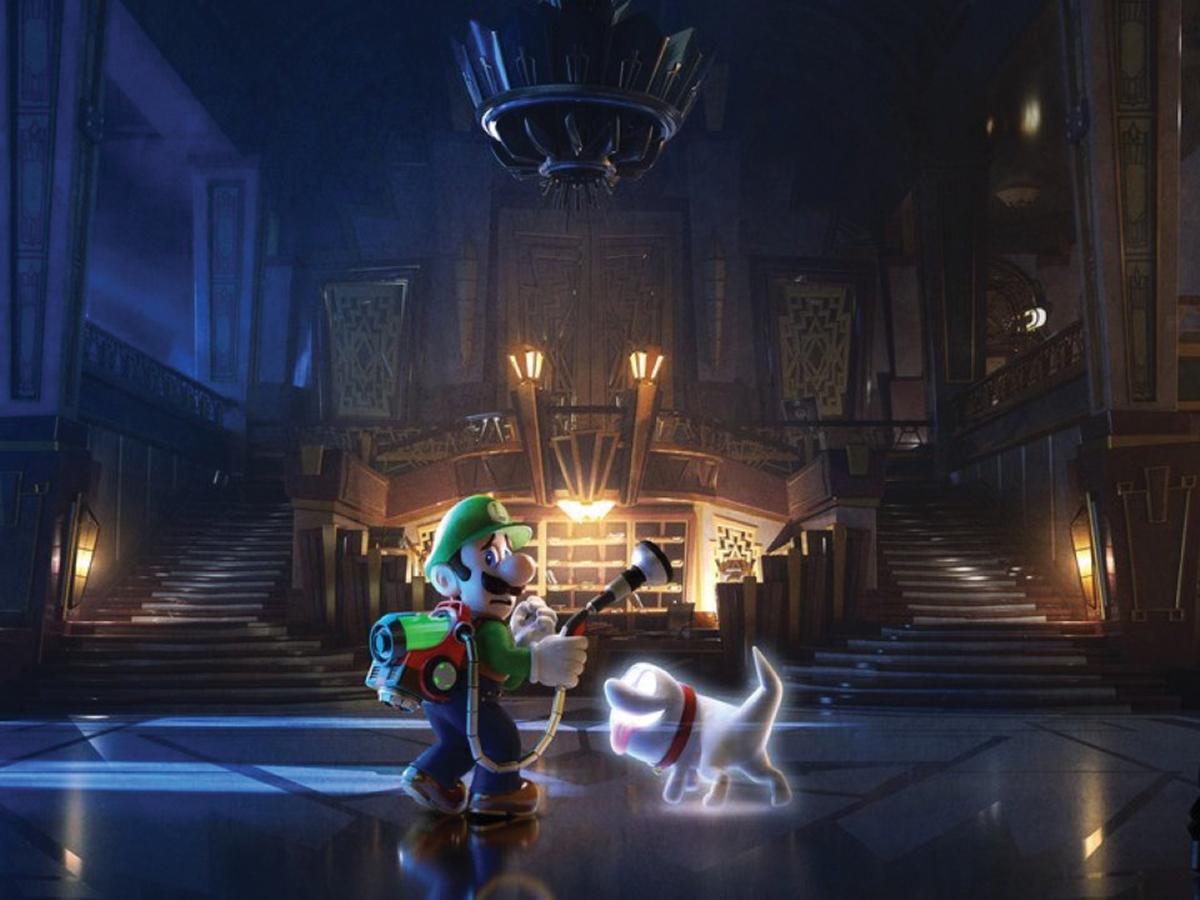 Luigi Returns With His Most Creative Adventure Yet In