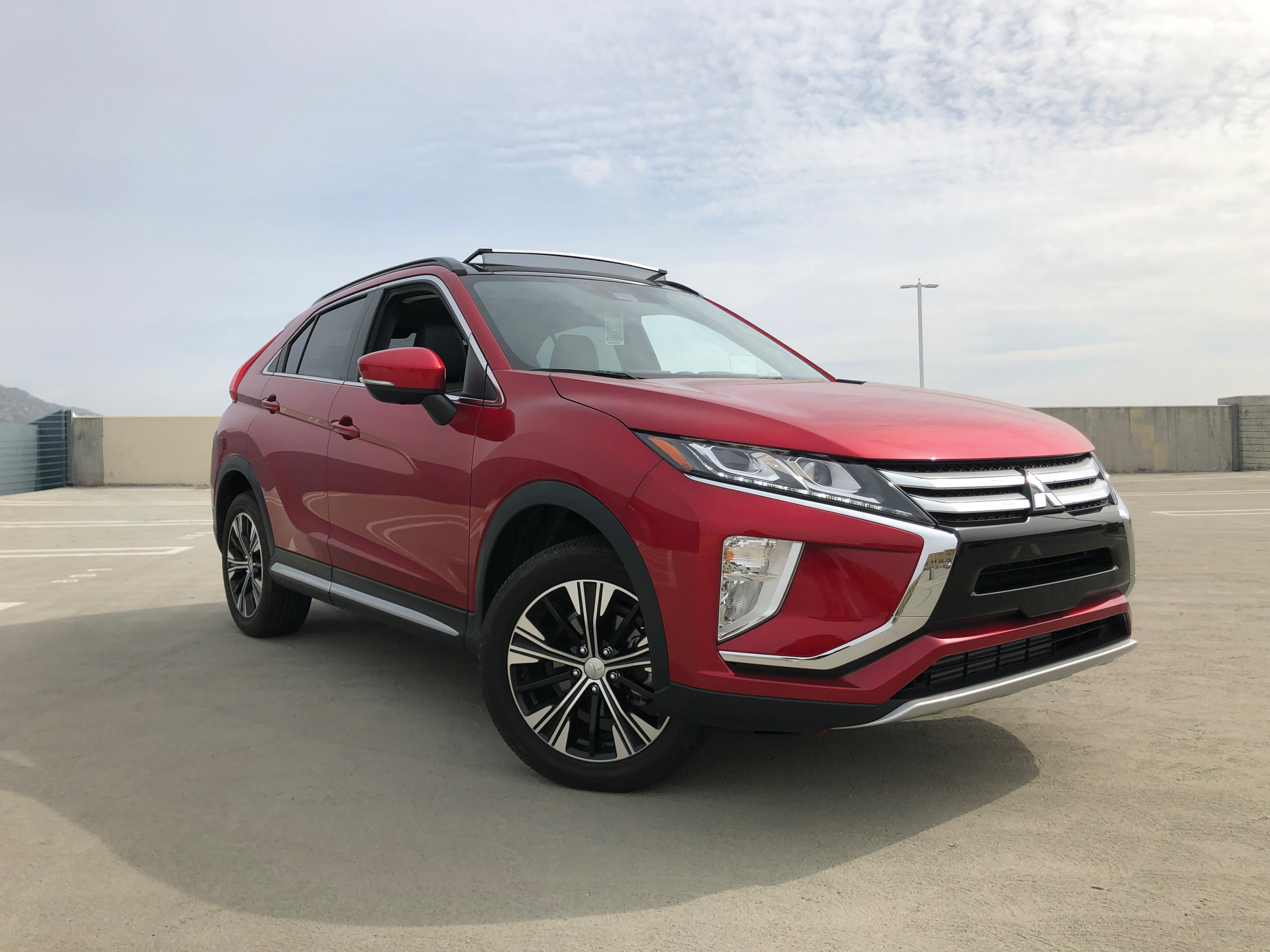 2019 Mitsubishi Eclipse Cross: Eclipsing Nothing (The Fast ...