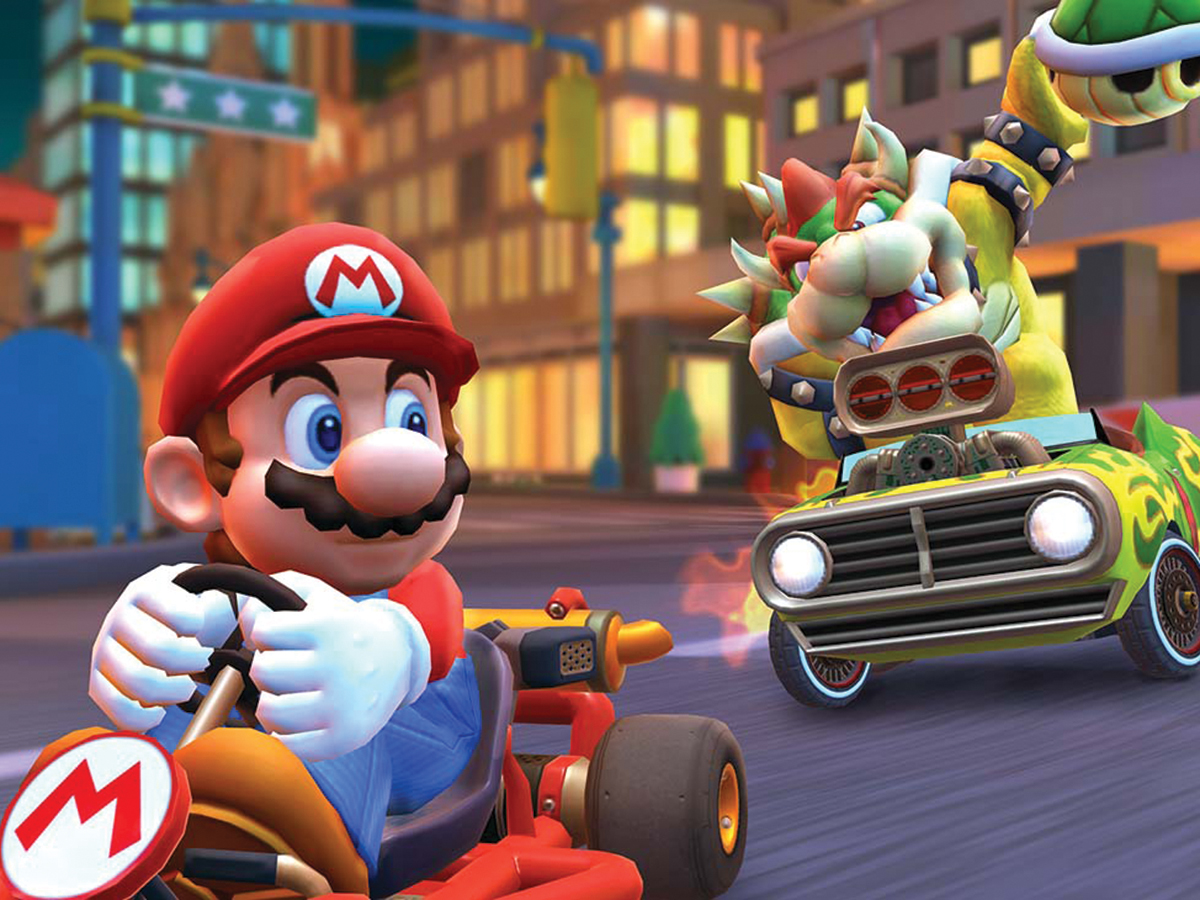 Mario Kart Tour Burns Out By Offering Nothing New And Pestering