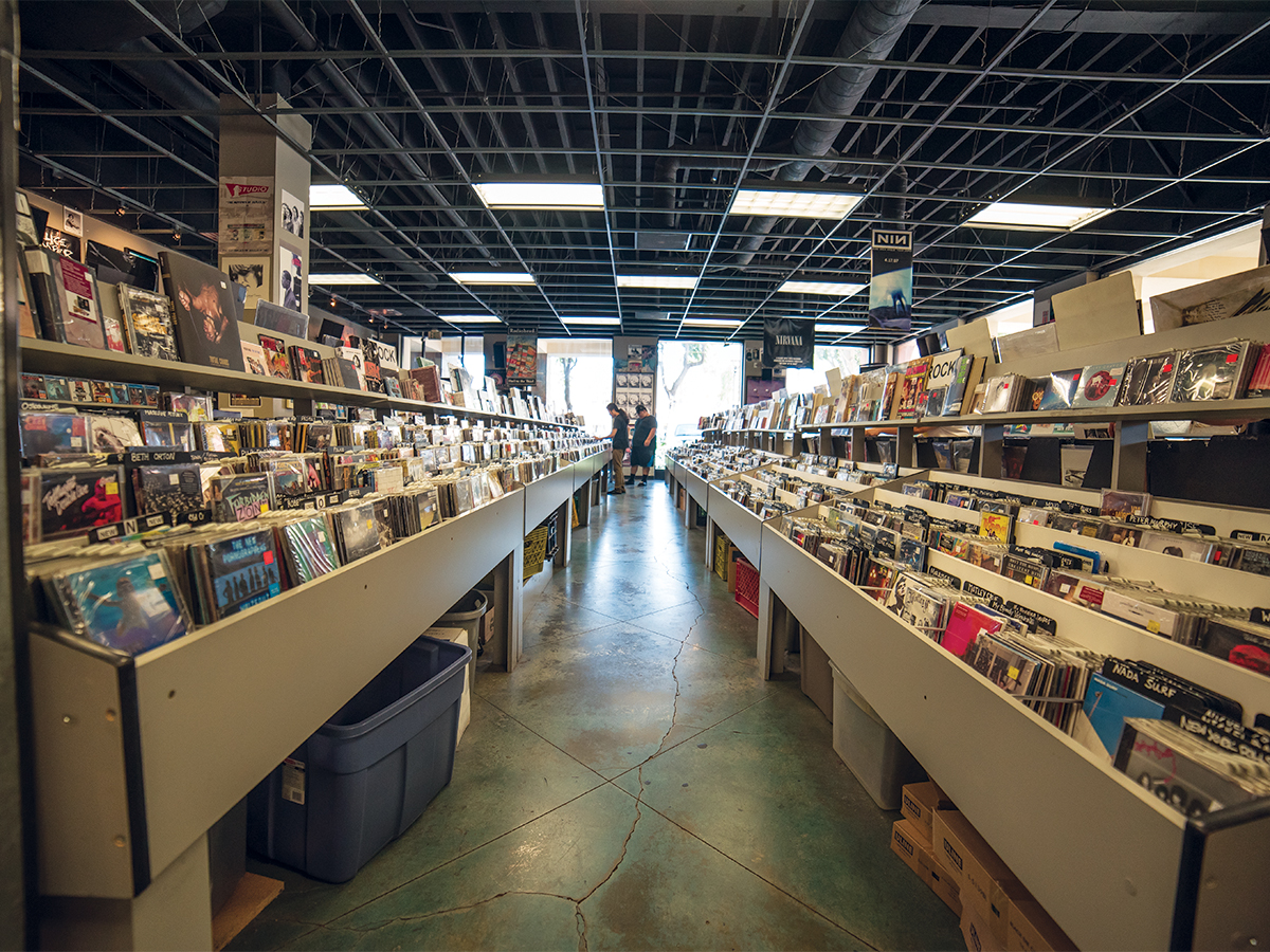 Record Store Day 2017 and the importance of analog audio - Highlander