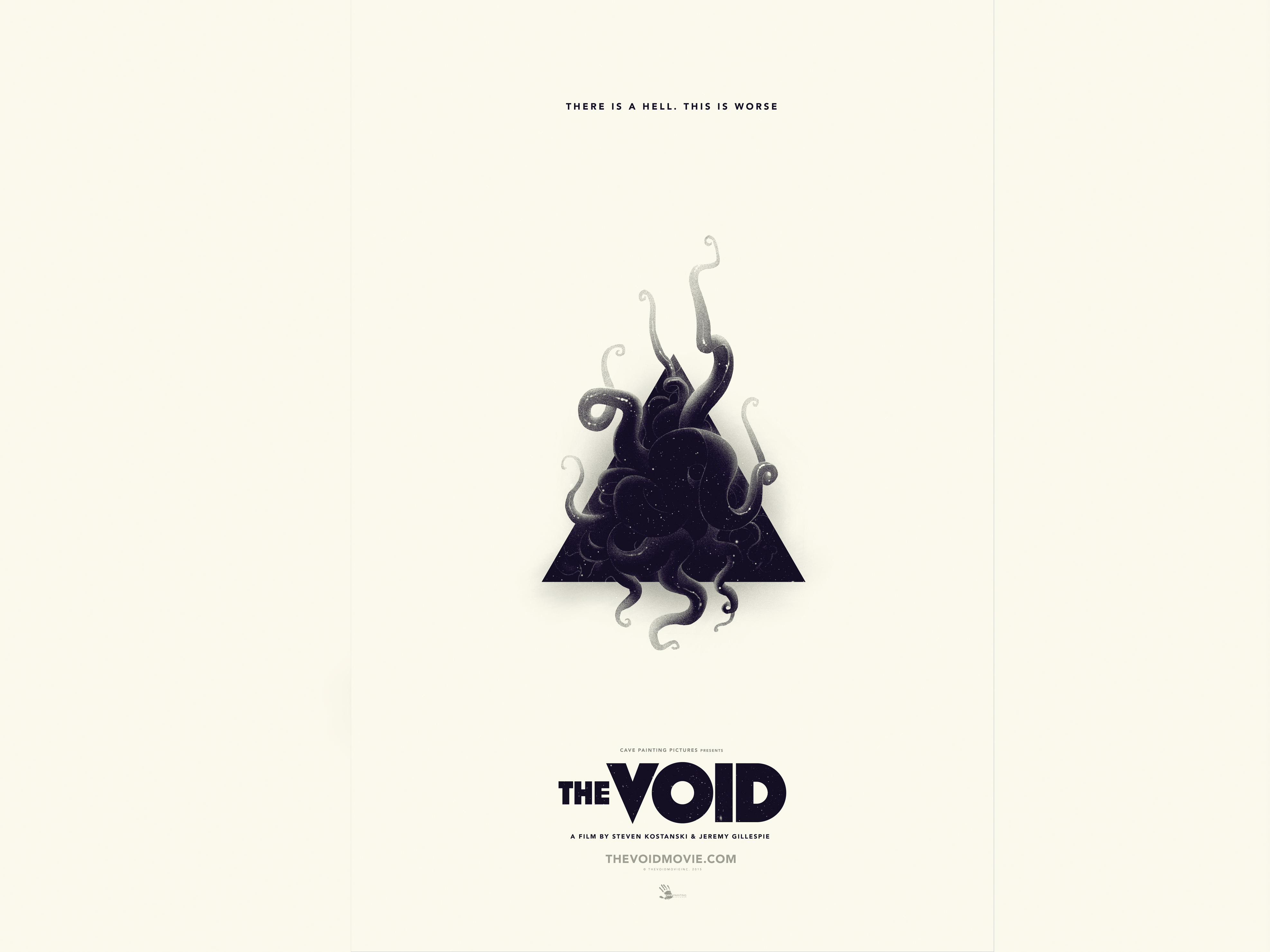 "Lovecraftian body horror film ""The Void"" is excellent genre"